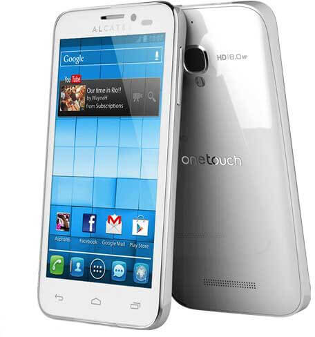 Получение root Alcatel One Touch M'Pop 5020D - Android +1