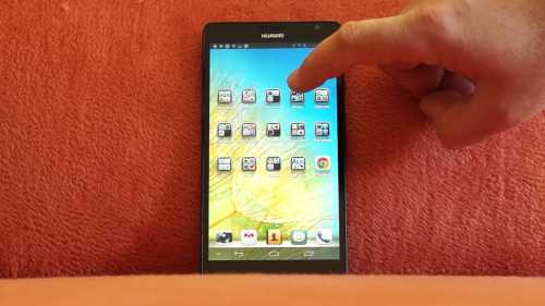 Root Huawei Ascend Mate MT1-U06