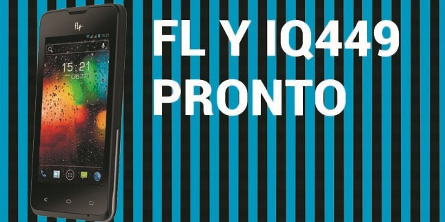 Root Fly IQ449 Pronto