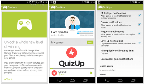 2014-07-10 11-22-21 Google Play Games 2.0 Rolling Out With Level-Up Notifications, Revamped Inbox, UI Tweaks [APK Download]