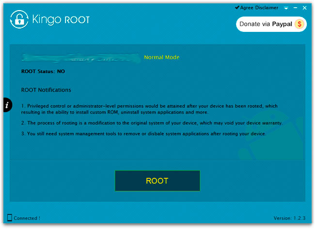 Root Alcatel One Touch Hero 8020X