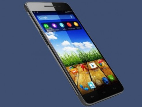 Micromax Canvas 4 Plus - 8 ядер за 270$