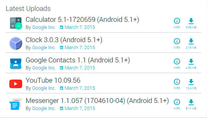 Выход Android 5.1 Lollipop