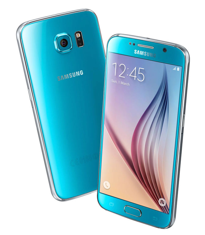 Samsung-Galaxy-S6-edge-in-green-emerald-and-Samsung-Galaxy-S6-in-blue-topaz