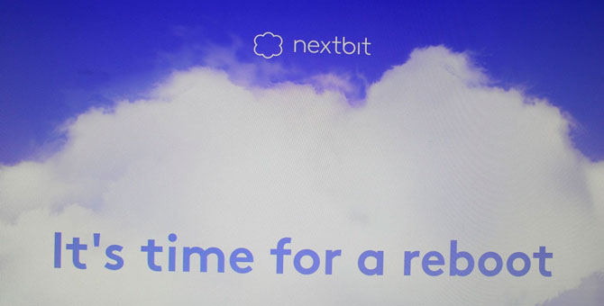 nextbit-website
