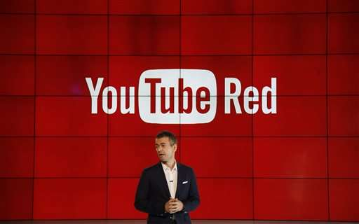 YouTube Red обзавёлся собственными шоу