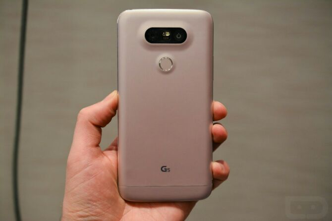 LG представили Android 7.0 Preview для LG G5