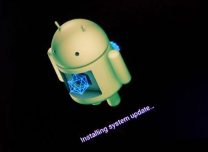 Quickly get update android