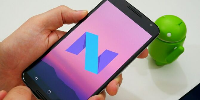 Android N Developer's Preview 2 понижен до альфа-версии