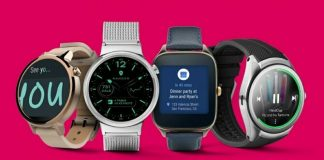 Google представили Android Wear 2.0