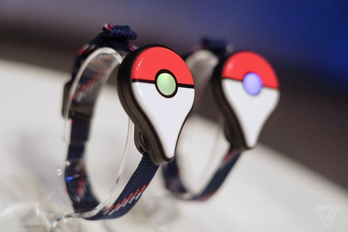 Pokémon Go Plus (Copy)