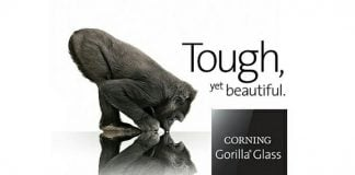 Corning представили Gorilla Glass 5