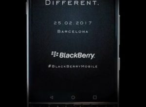 Официально- BlackBerry Mercury представят в феврале
