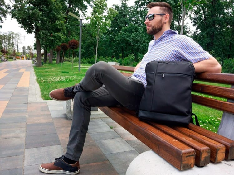 Обзор рюкзака Xiaomi Mi Classic Business Backpack